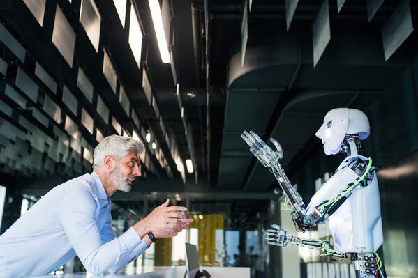 Create a corporate culture that is ready to reap the rewards of AI