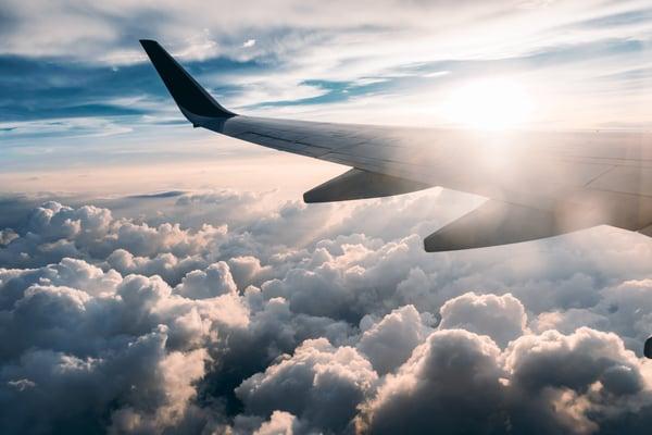 BRA Flyg - världsledande inom hållbara flygresor