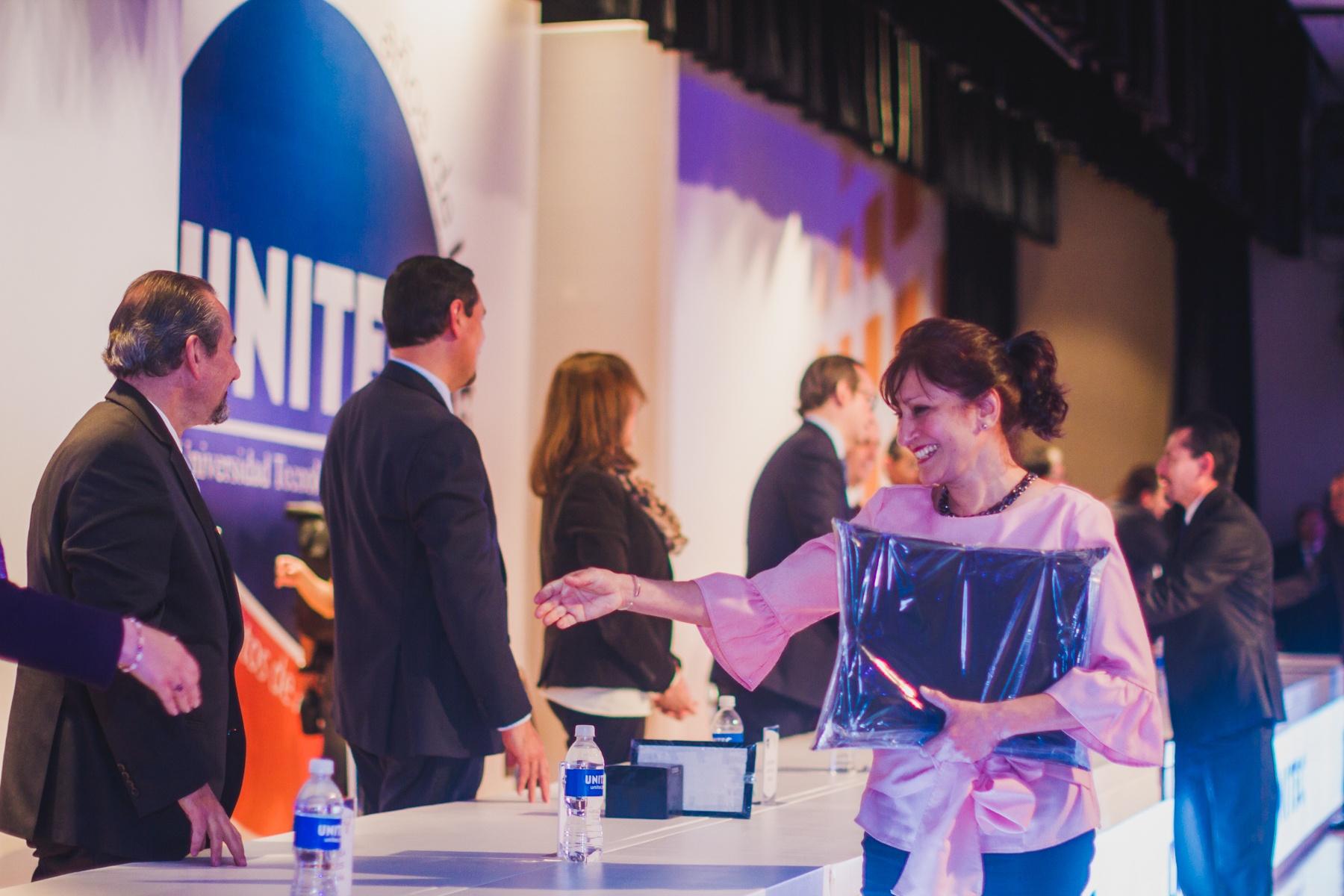 Celebra UNITEC a los colaboradores que cumplieron de 5 y hasta 35 años de labor - Featured Image