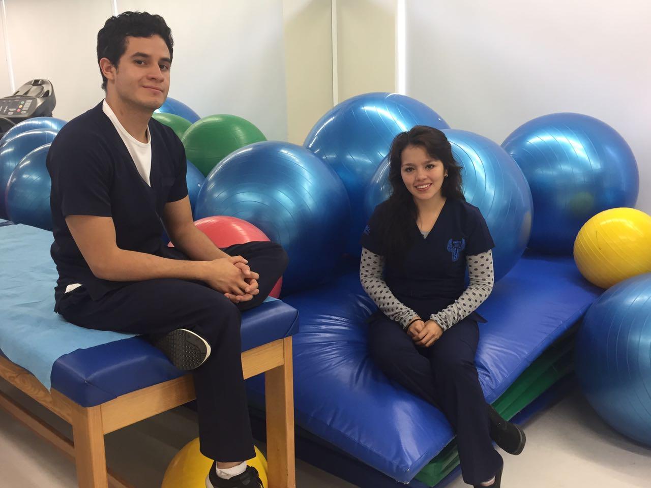 Alumnos de Fisioterapia ganan beca para estudiar en el extranjero - Featured Image