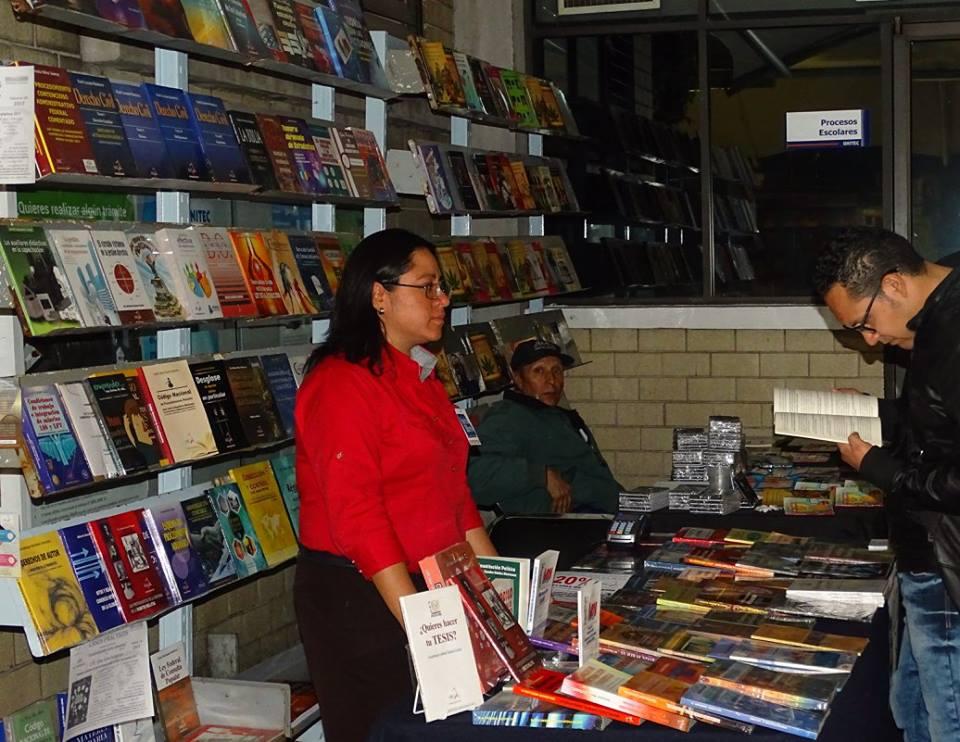 Realiza Campus Marina-Cuitláhuac su 1ª Feria del Libro