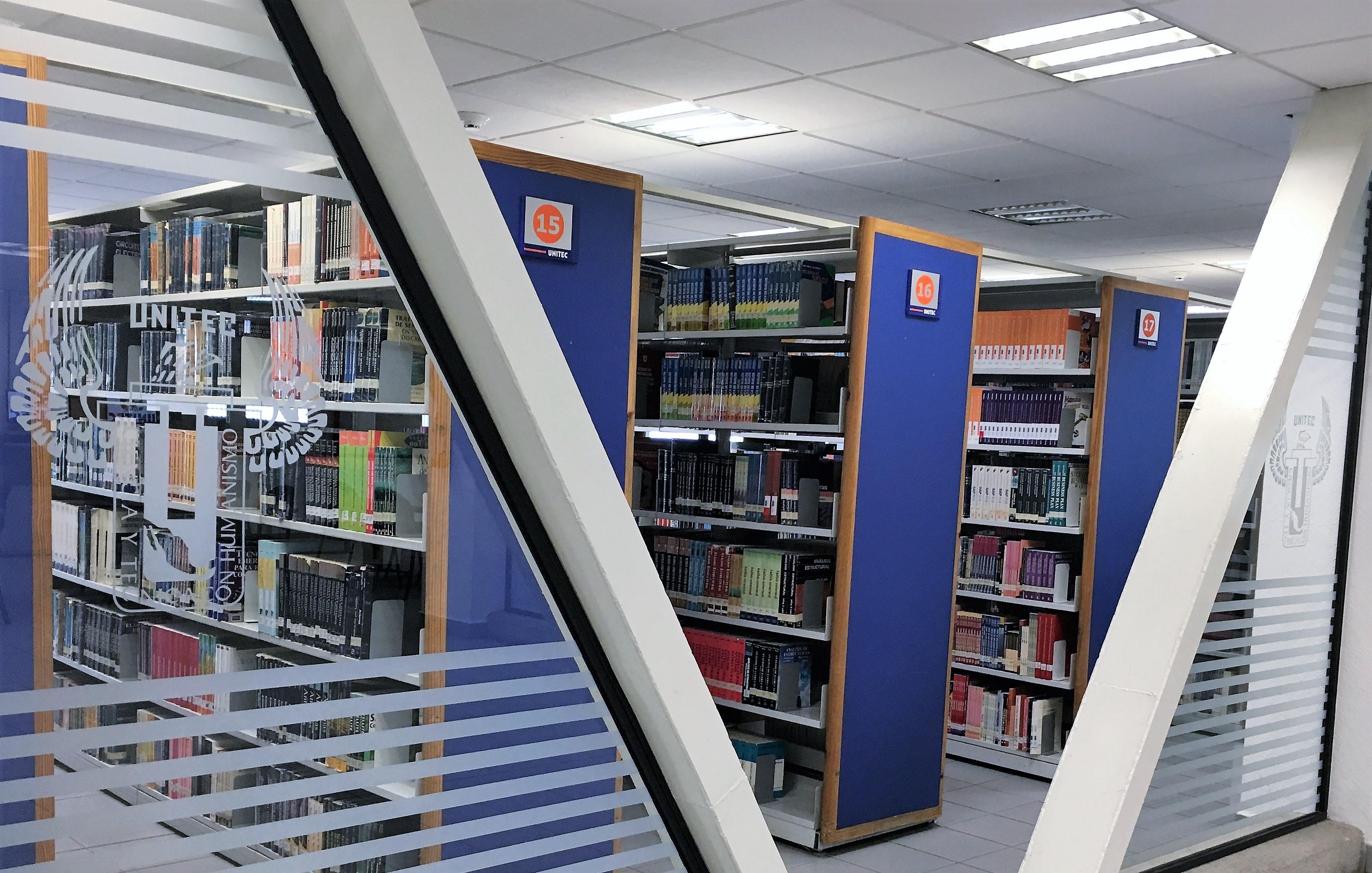 Incrementa UNITEC Campus Marina-Cuitláhuac su acervo bibliográfico - Featured Image