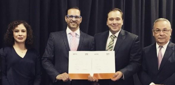 Facultad de Odontología firma convenio con el Infonavit - Featured Image