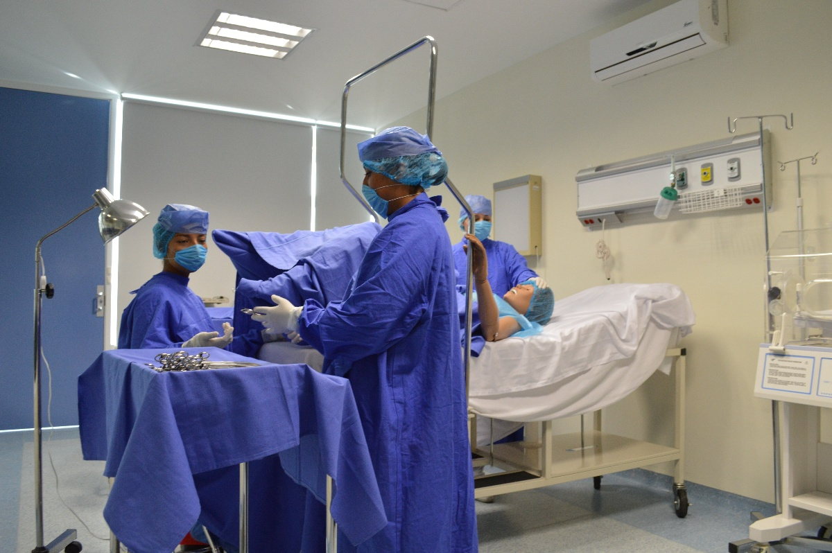 Simulación clínica, aliada en el aprendizaje de Enfermería - Featured Image