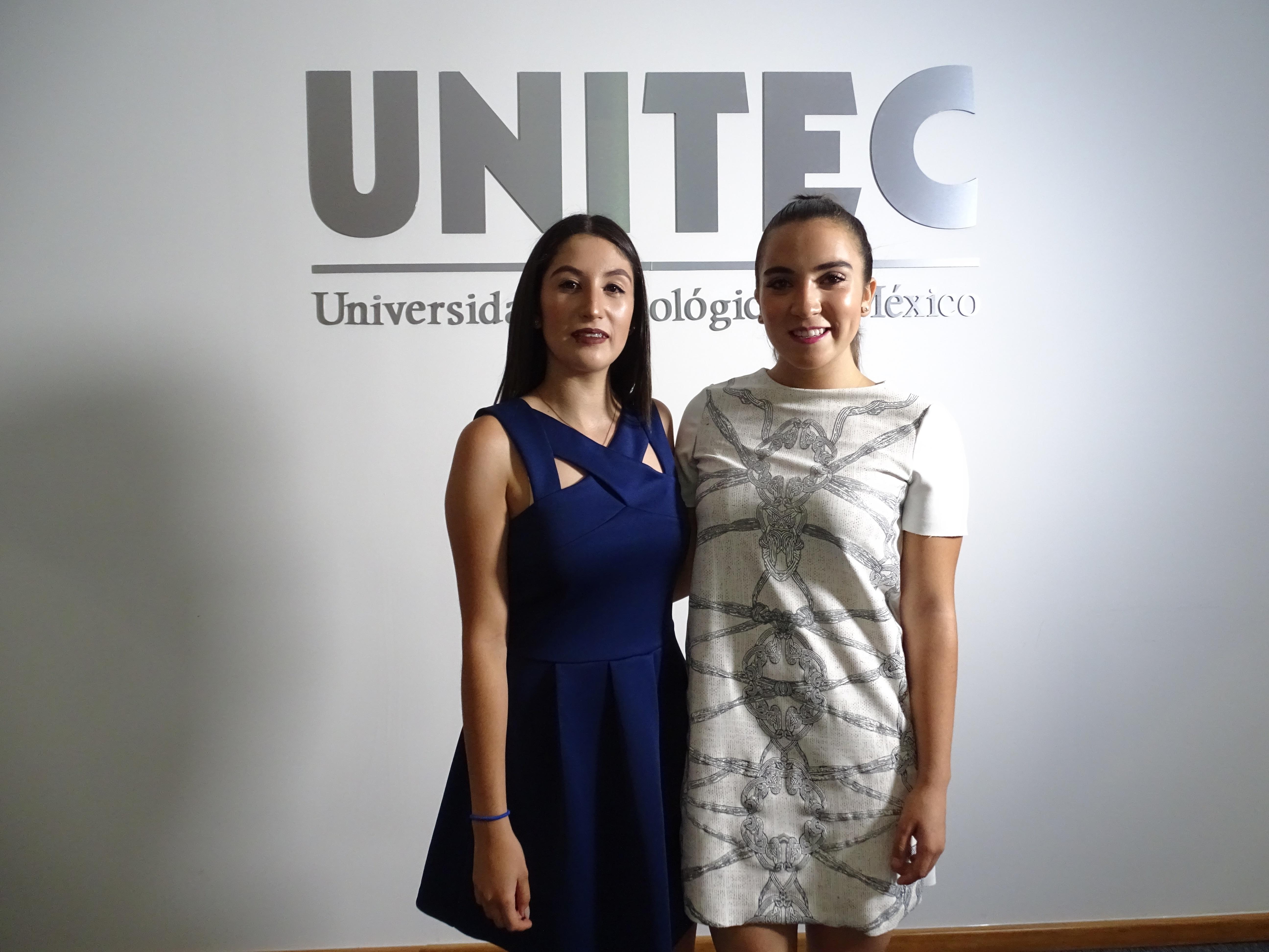 Valeria Martínez García, alumna de Prepa UNITEC en Campus León