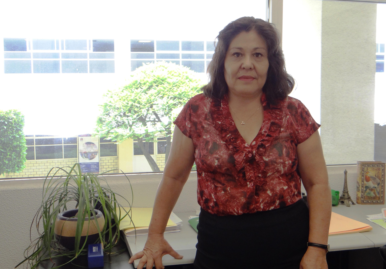 Gabriela Camacho Montes: maestra y madre de tres egresados UNITEC
