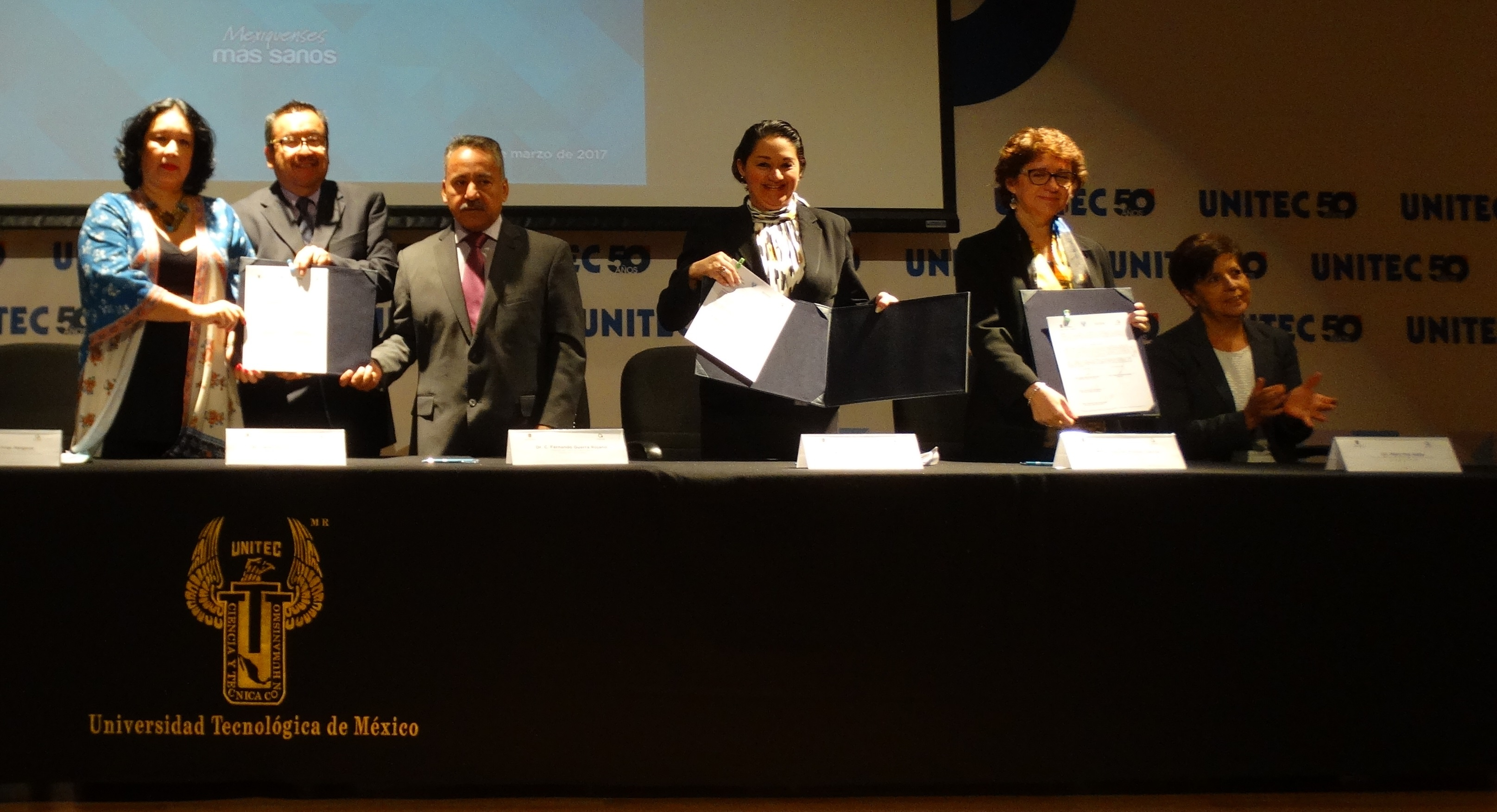 UNITEC firma convenio con el Instituto Mexiquense contra las Adicciones - Featured Image