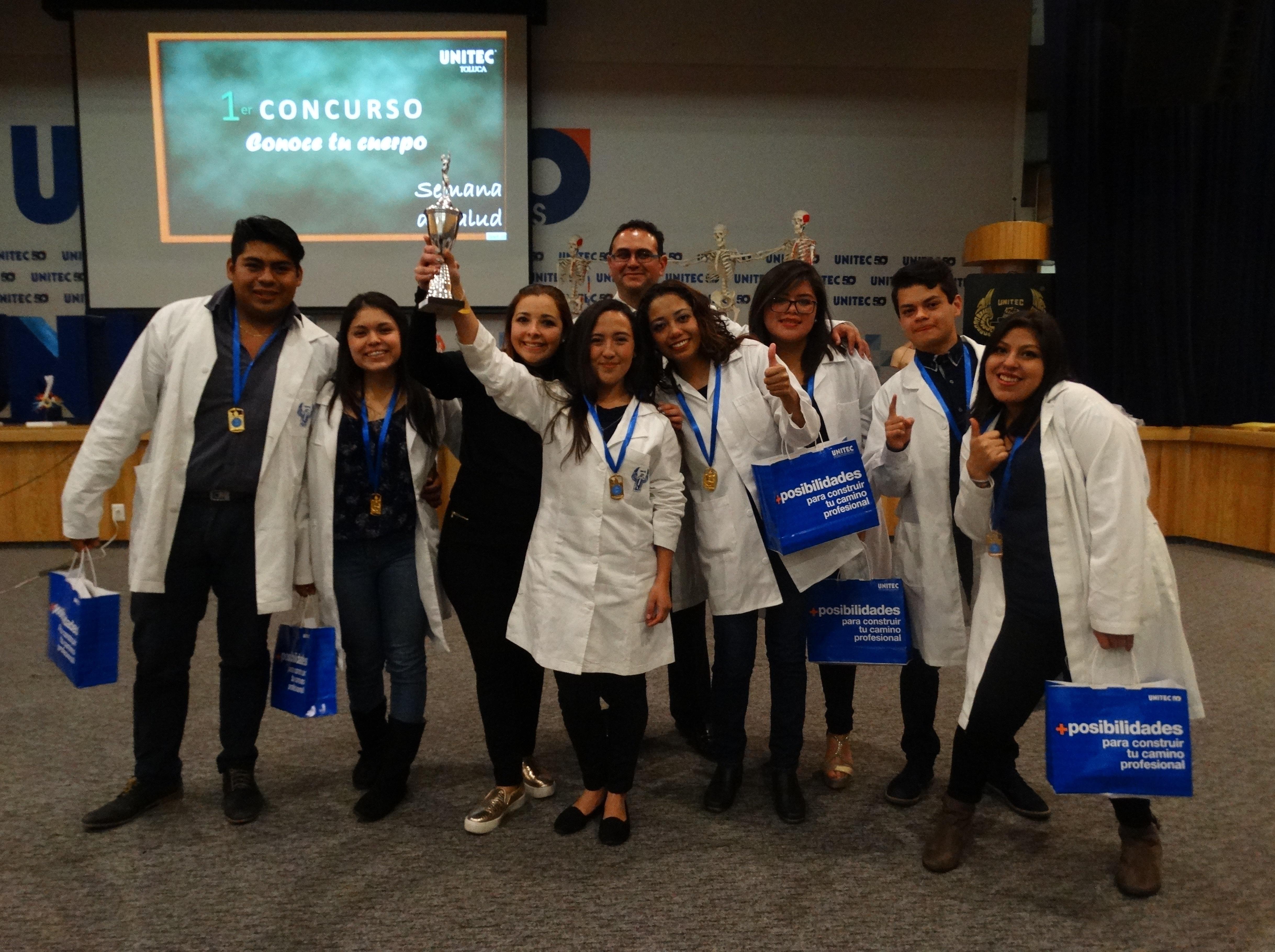 Campus Toluca realiza la Semana de la Salud - Featured Image