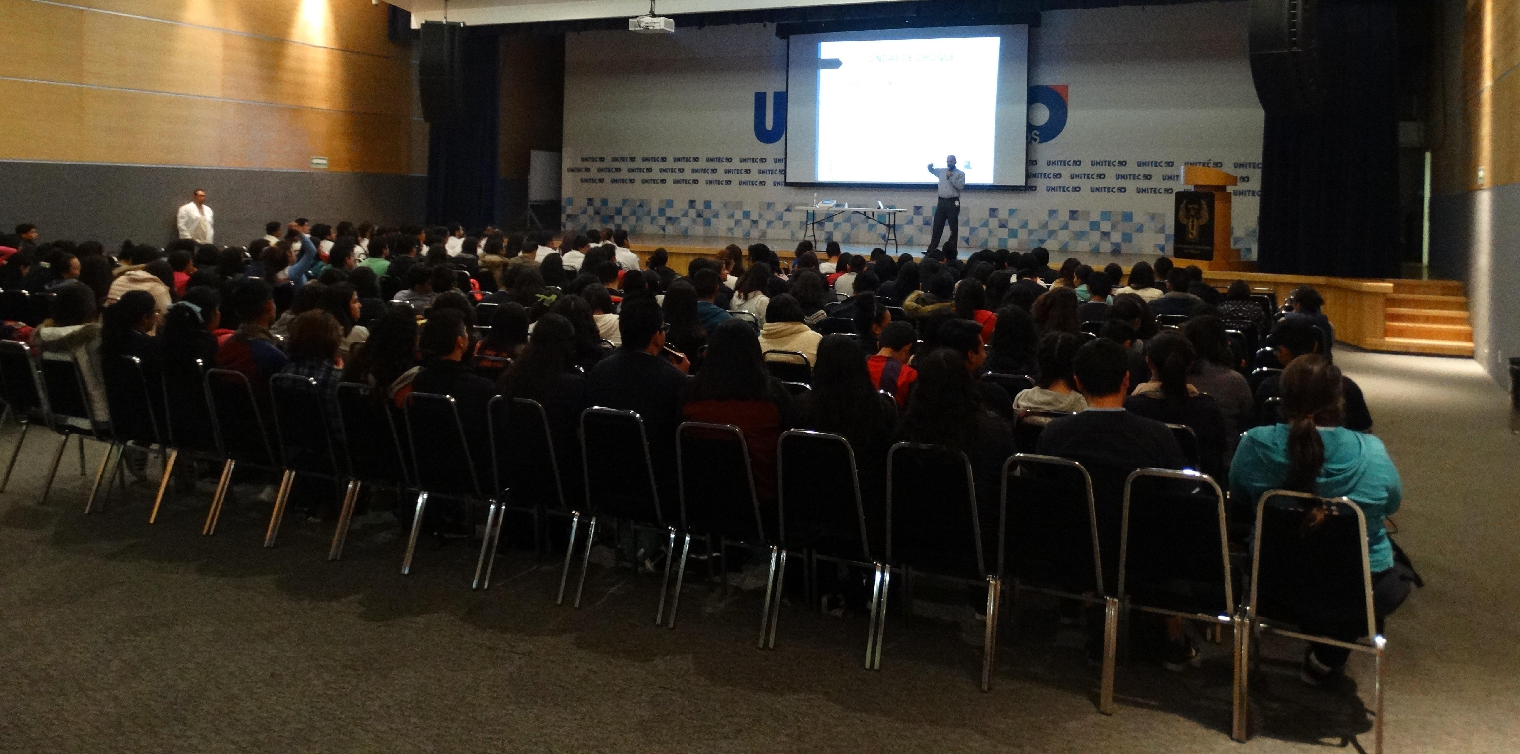 Celebran 11ª Semana de la Salud en UNITEC Campus Toluca