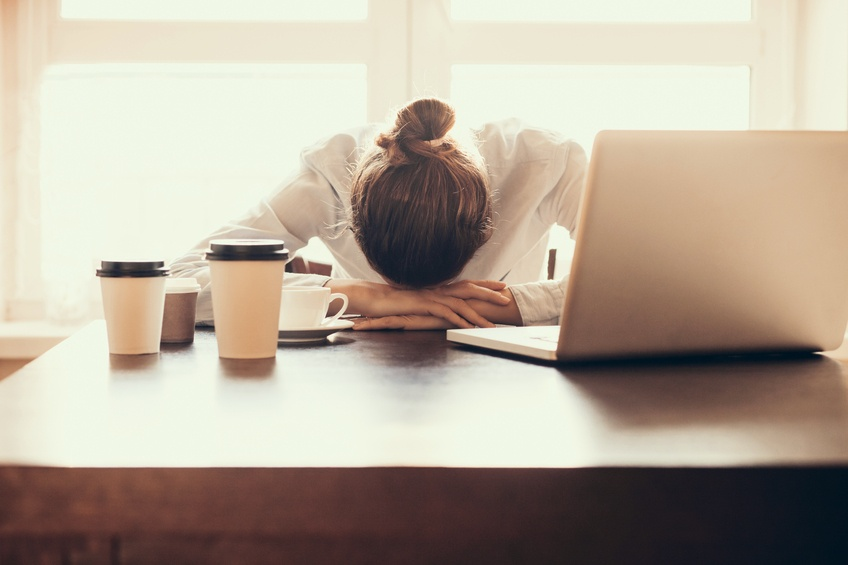 5 actitudes deleznables en la oficina