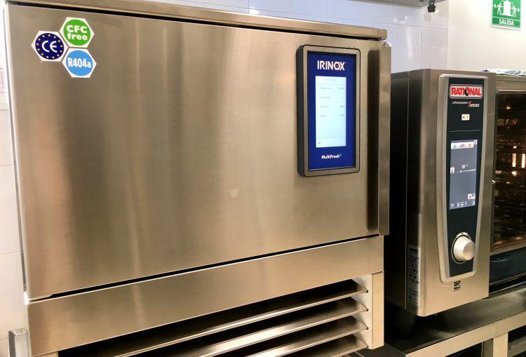 Cocinas UNITEC a la vanguardia: campus adquieren sistemas de ultracongelamiento Irinox - Featured Image