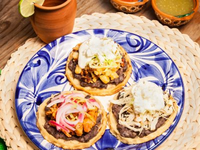 La comida mexicana ¿engorda?