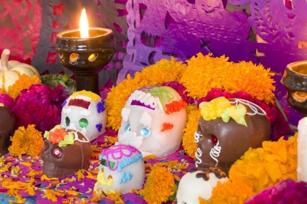 ¿Cómo hacer un altar de Día de Muertos?