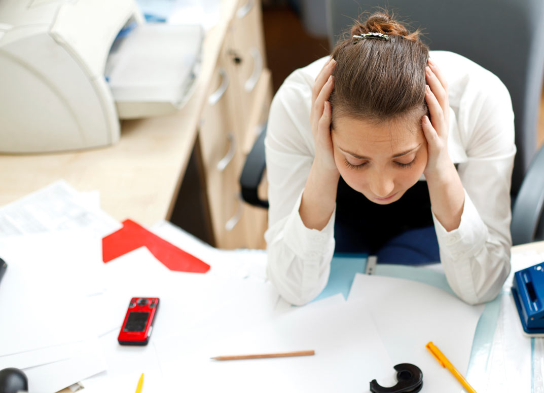 7 consejos para combatir la ansiedad laboral - Featured Image