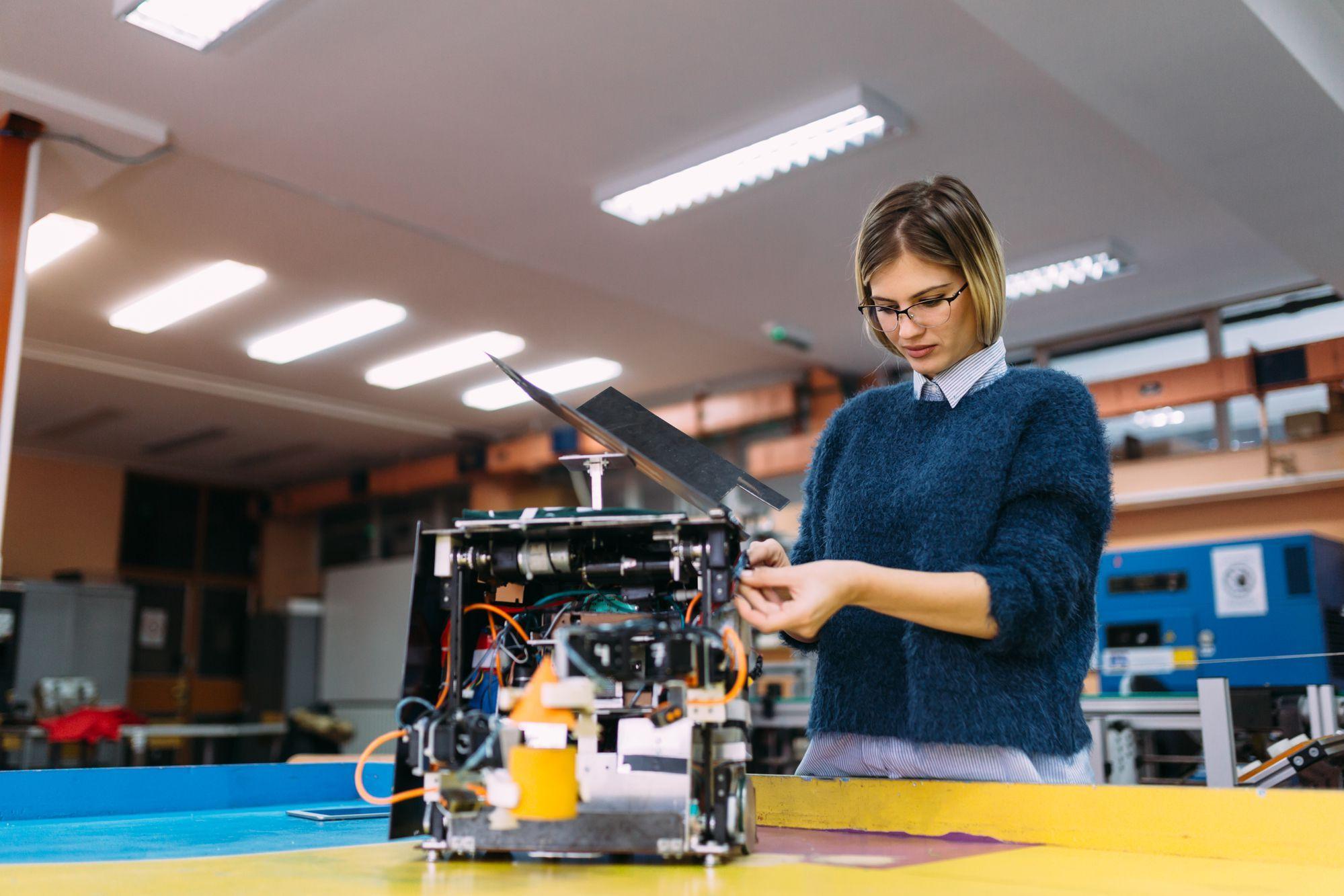 6 cosas que no sabías de la robótica - Featured Image