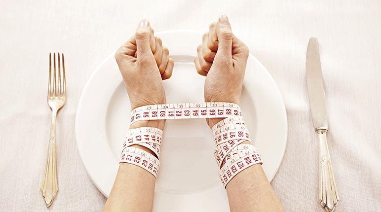 ¿Cómo detectar un desorden alimenticio?
