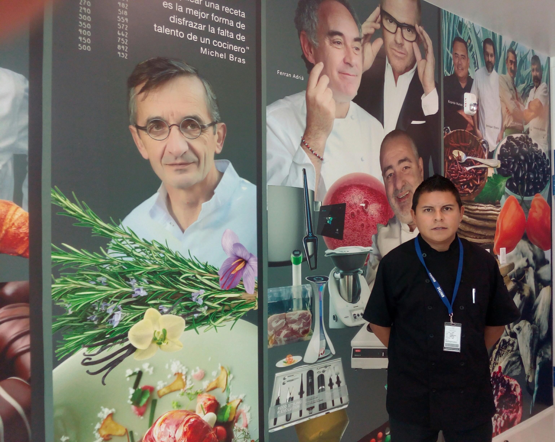 Primera generación de Gastronomía de UNITEC Guadalajara arranca con pie derecho