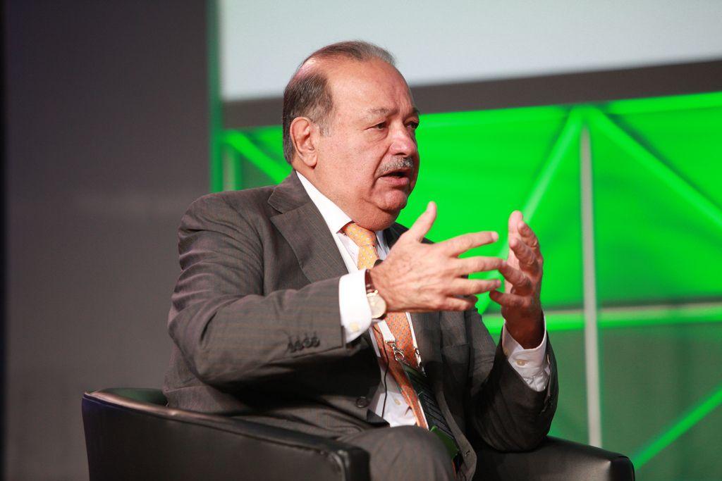 Ingenieros mexicanos famosos: Carlos Slim, el hombre Forbes - Featured Image
