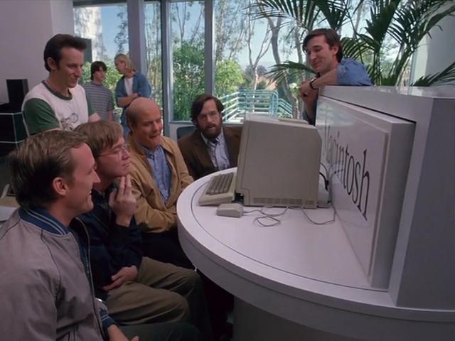 5 lecciones de 'Los piratas de Silicon Valley'