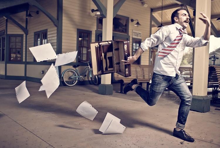¿Los impuntuales son más creativos? Esto no le gustará a tu jefe - Featured Image