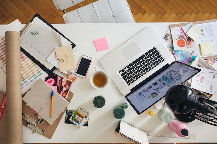 5 objetos que NO debes tener en tu lugar de trabajo