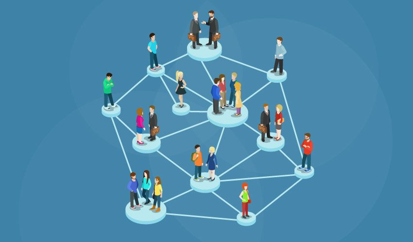 Tres pasos para hacer un buen networking - Featured Image