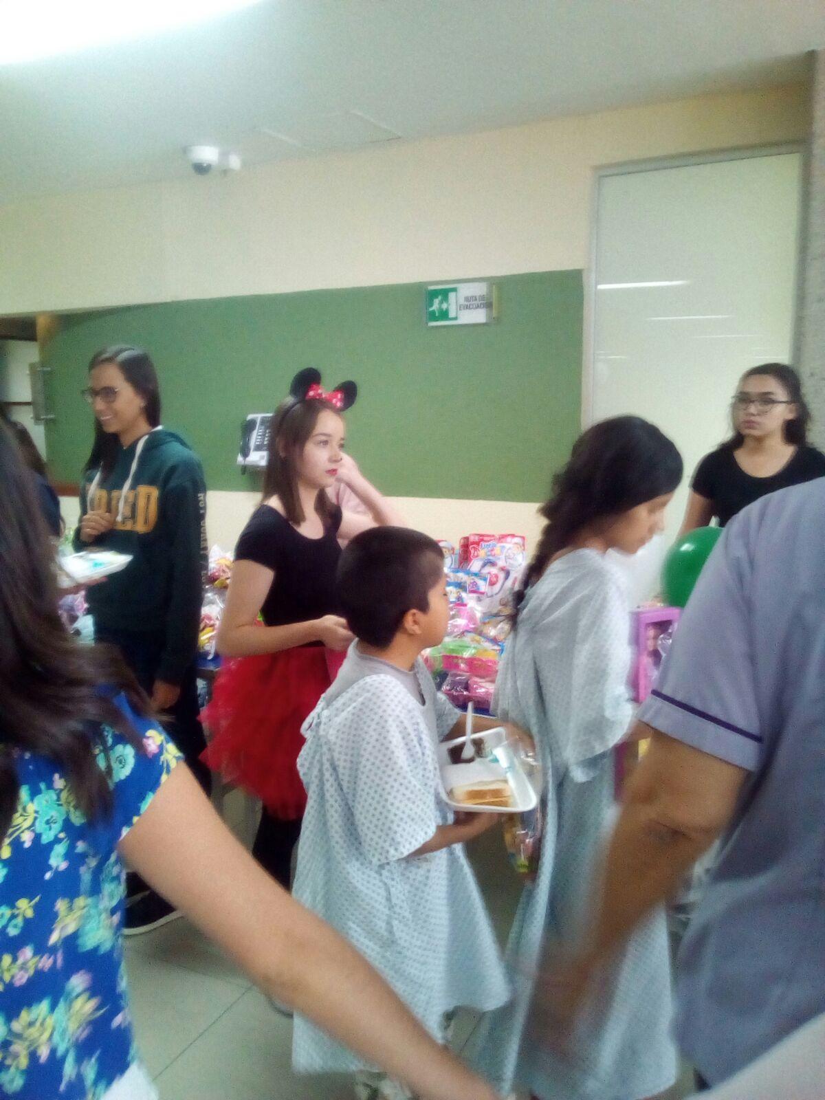 UNITEC Guadalajara y el Hospital Civil celebran el Día del Niño