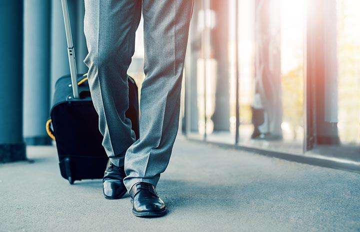 Viajes de negocios: tips para tomar en cuenta - Featured Image