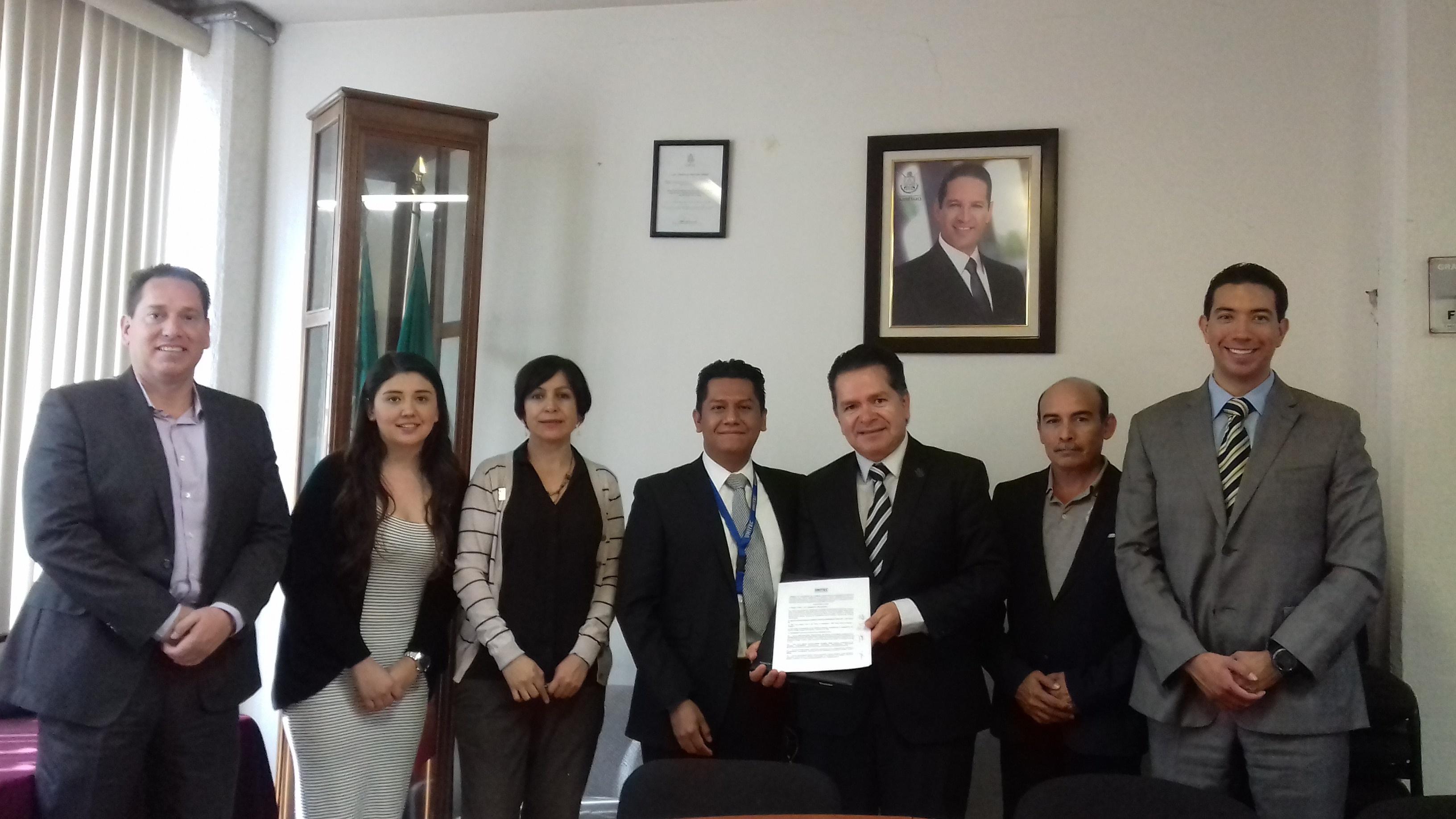 UNITEC y CECyTEQ unen fuerzas en pro de la educación - Featured Image