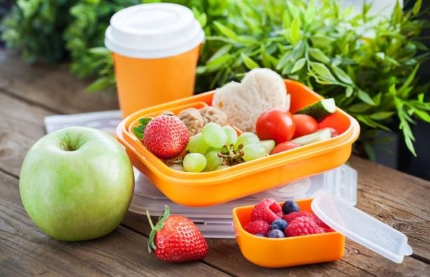 Comer saludable, un valor que también se aprende en la escuela - Featured Image