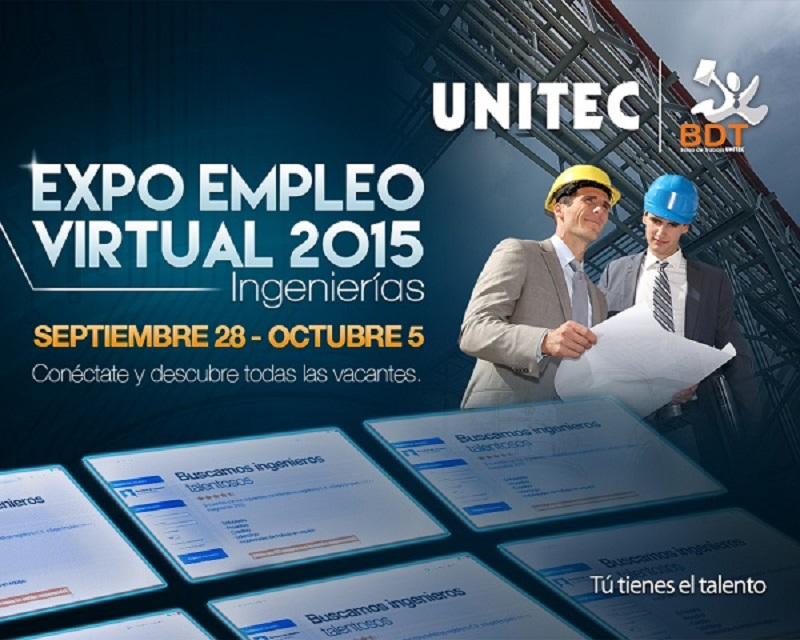 Cerca de 1,000 vacantes en la Expo Empleo Virtual de Ingenierías - Featured Image
