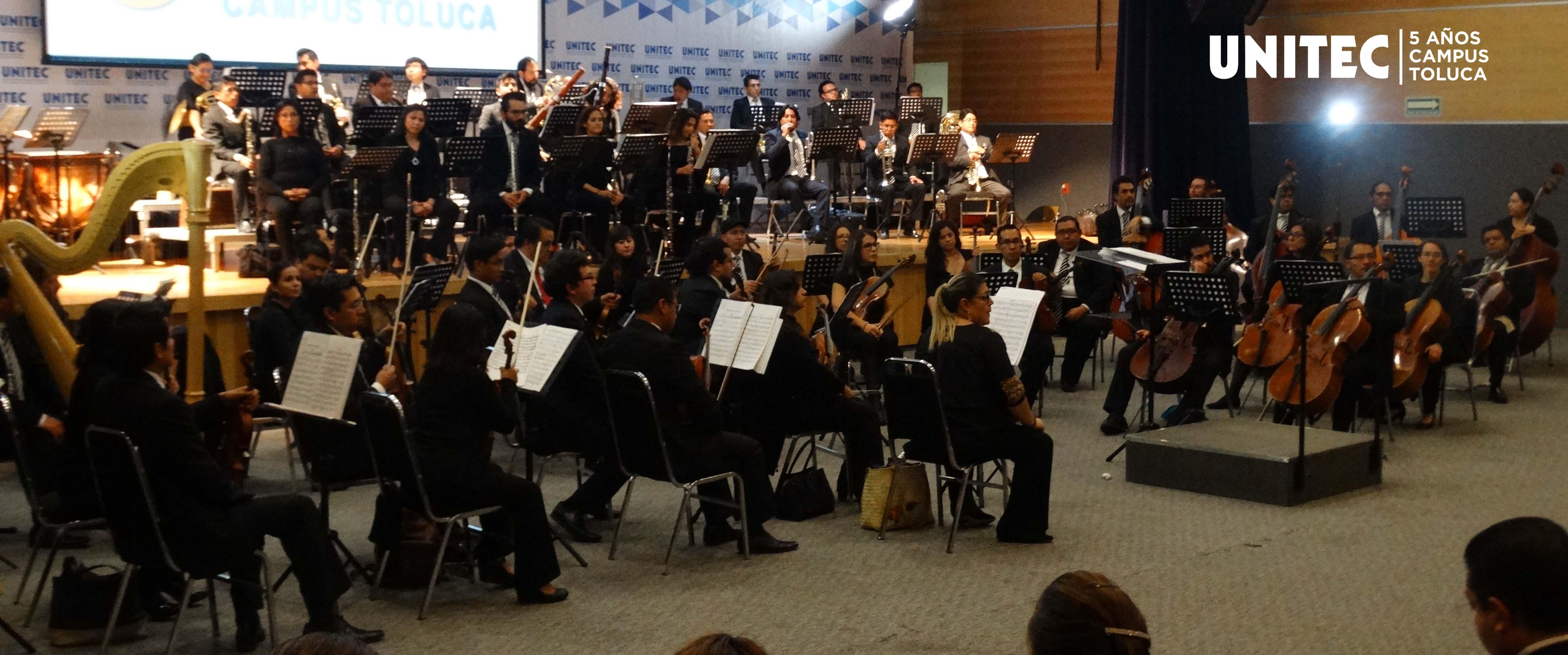Campus Toluca ofrece concierto para celebrar su 5° aniversario - Featured Image