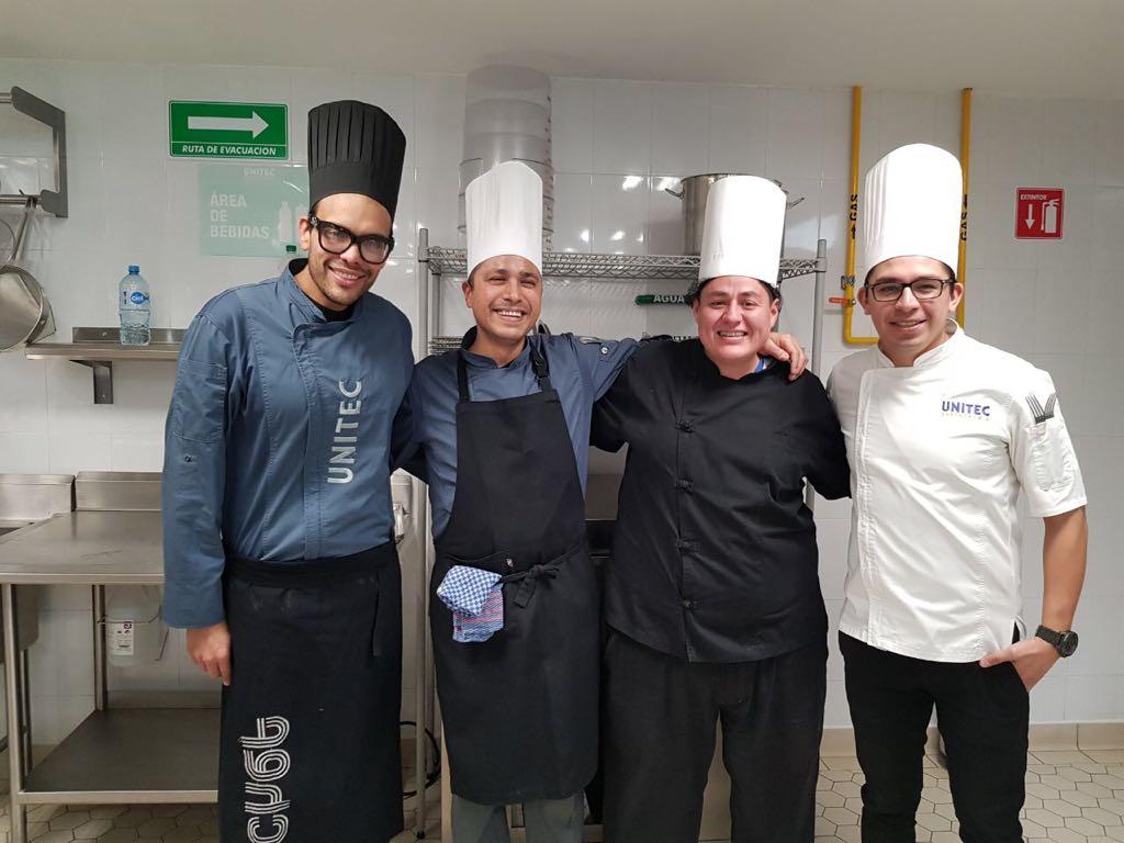 Docentes de Gastronomía se capacitan en el manejo del horno Rational - Featured Image