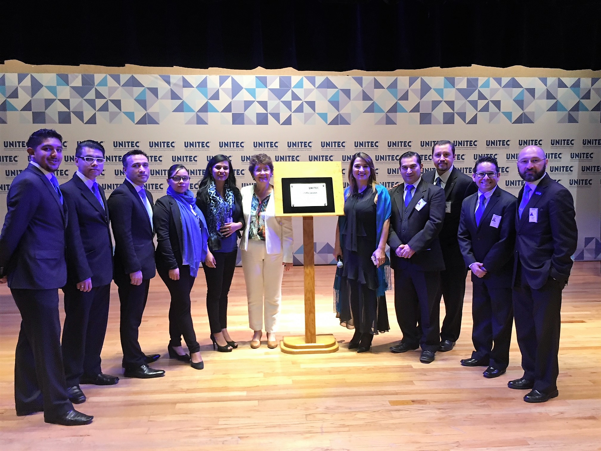 UNITEC Atizapán recibe certificación de programa Antibullying - Featured Image