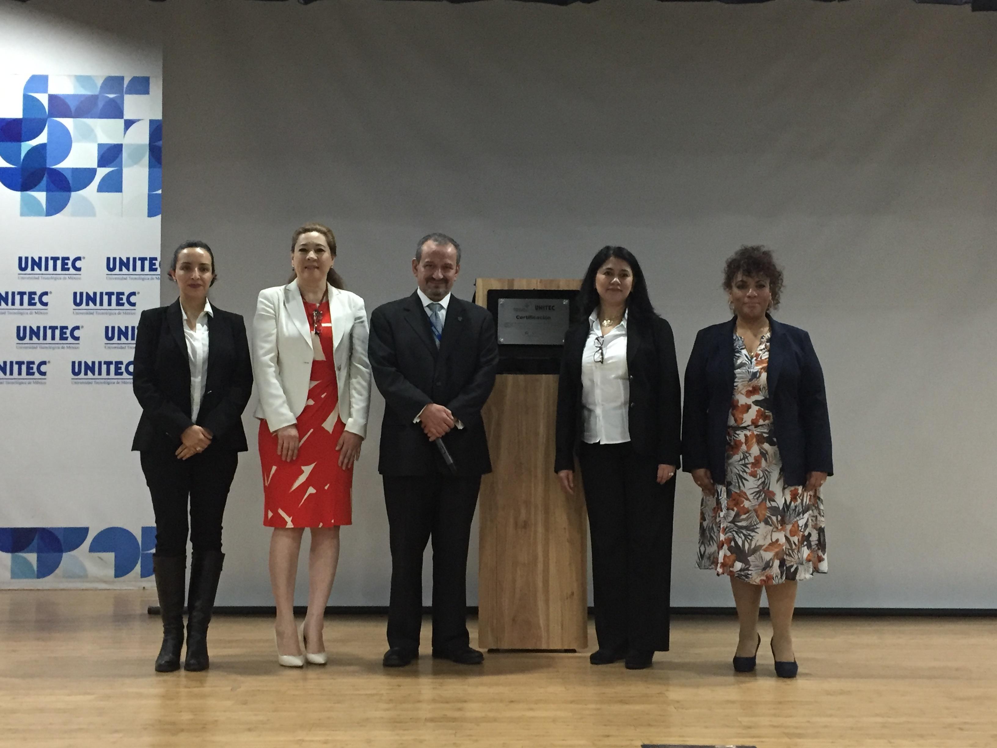 UNITEC Campus Sur obtiene certificación antibullying - Featured Image