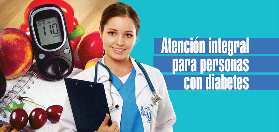 Atención Integral para personas con diabetes (webinar) - Featured Image