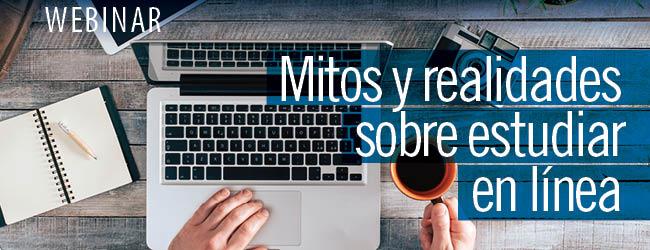 webinar_mitos sobre estudiar en línea