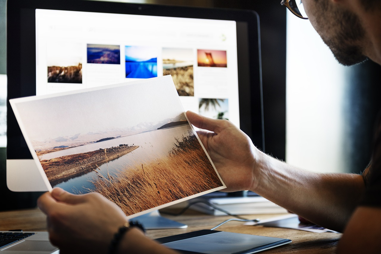 3 Tendencias actuales en el Diseño Gráfico - Featured Image