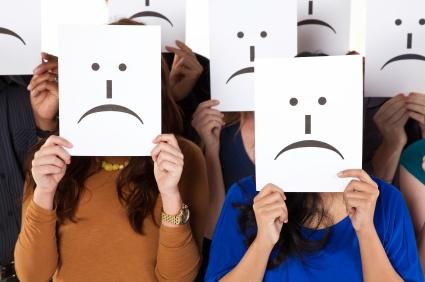 Unsatisfied Customers
