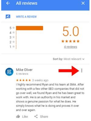 how to dispute google reviews 2