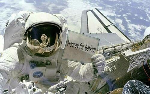 BatKid in Space