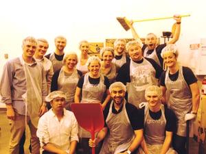 CSR-GravityPayments-Food Lifeline Volunteering - Group
