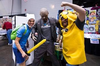 Threadless Zombie Adventure Time