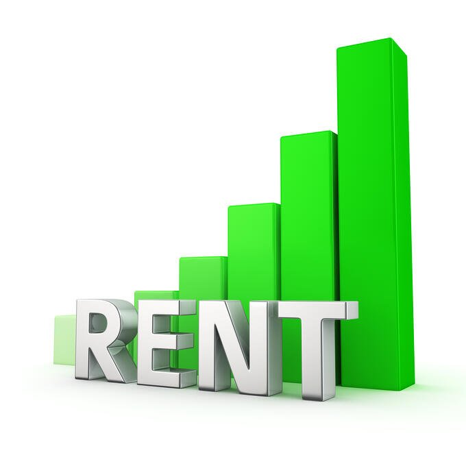 Growth of Rent