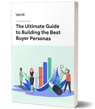 Image of a book for The Ultimate Guide to Building the Best Personas