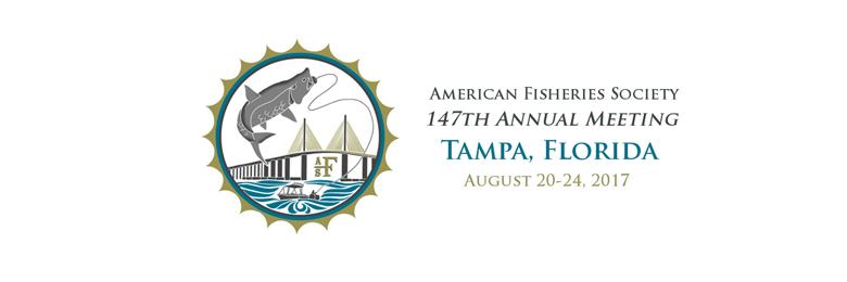 147th Annual American Fisheries Society Meeting logo