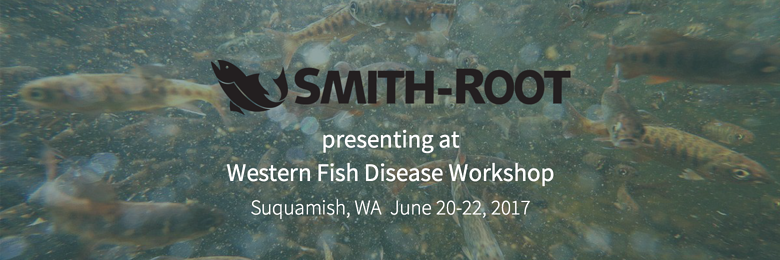 Smith-Root presenting at Western Fish Disease Workshop