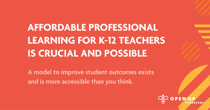 affordable-professional-learning-for-k12-teachers