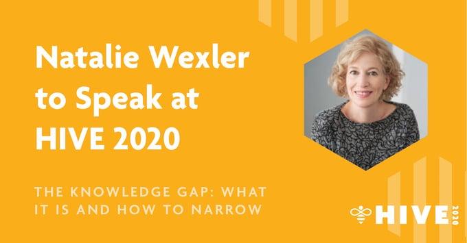 natalie-wexler-hive-2020-speaker