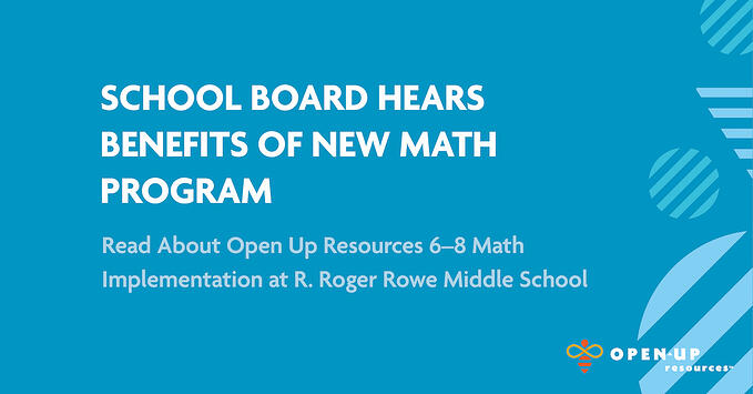 new-middle-school-math-program